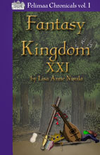 Fantasy Kingdom XXI cover